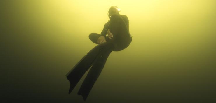 Sander Kooijman - freediven