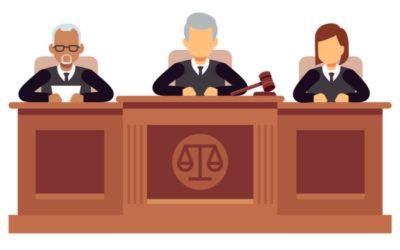 Rechterswissel tussen pleidooi en uitspraak