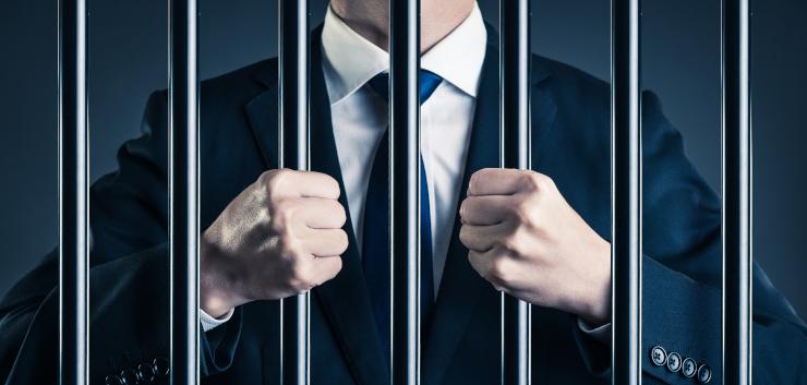 Vijftien maanden cel en vijf jaar beroepsverbod voor oud-notaris Boerekamp