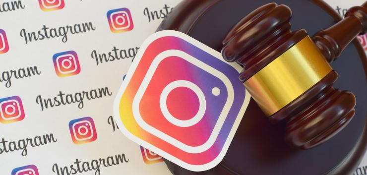 Waarschuwing voor advocate die verweerschrift post op Instagram