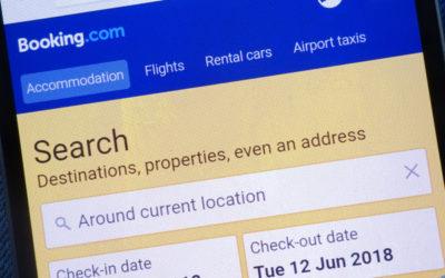 Booking.com bemiddelt bij de totstandkoming van reisovereenkomsten